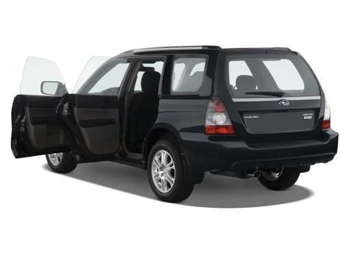 Slide 1 of 25: 2008 Subaru Forester