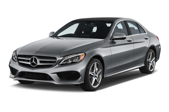 Slide 1 of 14: 2015 Mercedes-Benz C-Class
