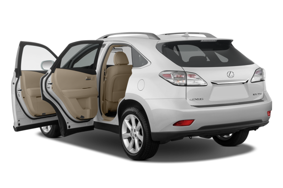 Slide 1 of 25: 2011 Lexus RX