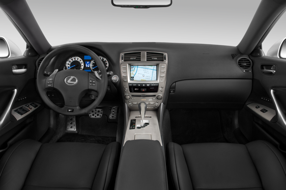 Slide 1 of 11: 2012 Lexus IS