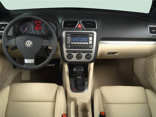 Slide 1 of 11: 2008 Volkswagen Eos