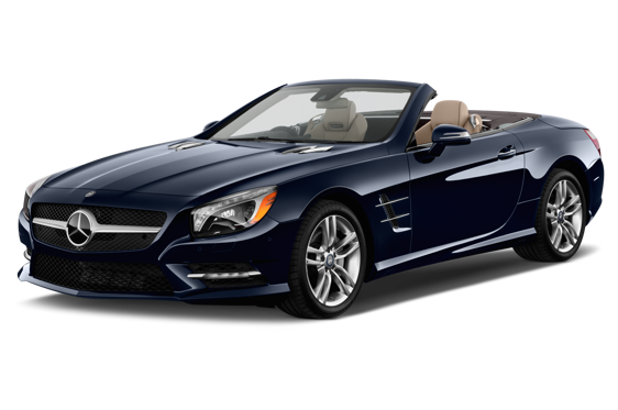 Slide 1 of 14: 2015 Mercedes-Benz SL-Class