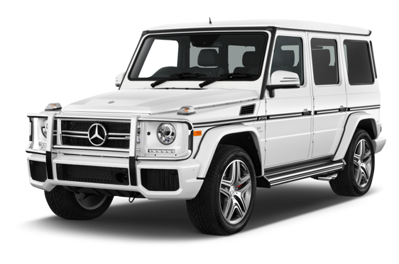 Slide 1 of 14: 2017 Mercedes-Benz G-Class