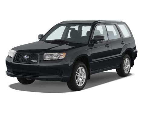 Slide 1 of 14: 2008 Subaru Forester