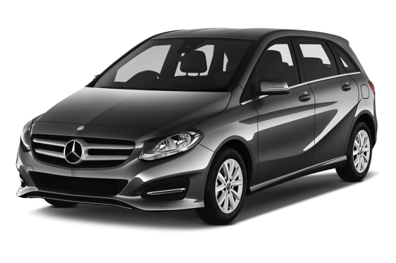 Slide 1 of 14: 2017 Mercedes-Benz B-Class