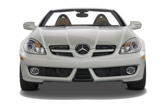 Slide 1 of 25: 2011 Mercedes-Benz SLK-Class