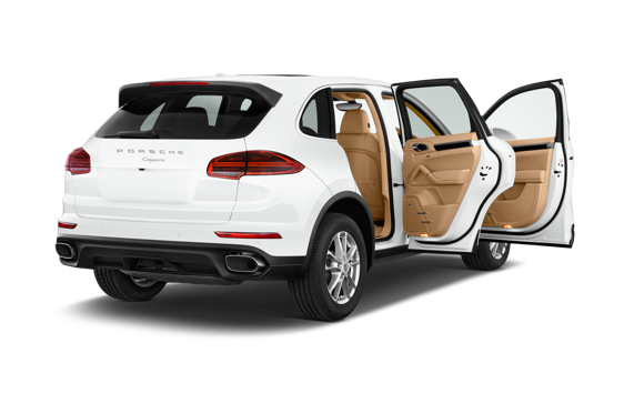 Slide 1 of 25: 2016 Porsche Cayenne