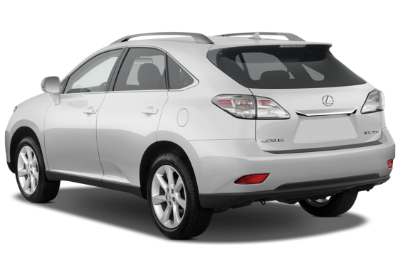 Slide 2 of 14: 2011 Lexus RX