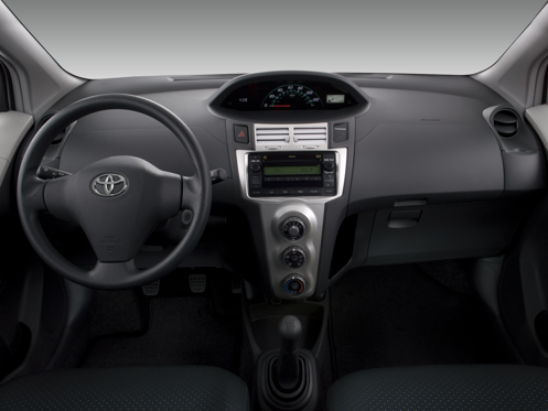 Slide 1 of 11: 2008 Toyota Yaris