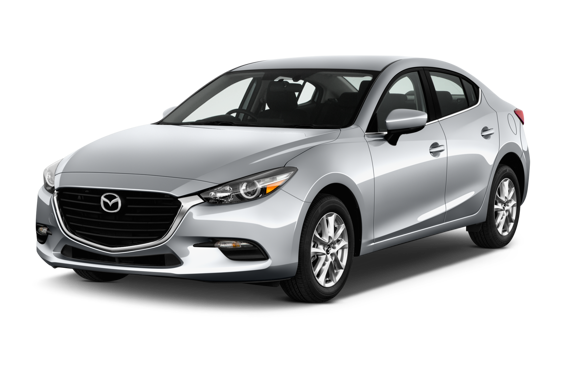 Slide 1 of 14: 2017 Mazda3 Fastback