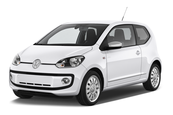 Slide 1 of 14: 2015 Volkswagen up!
