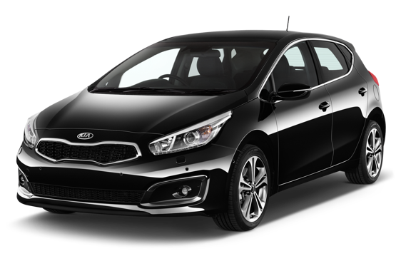 Slide 1 of 14: 2016 KIA cee'd