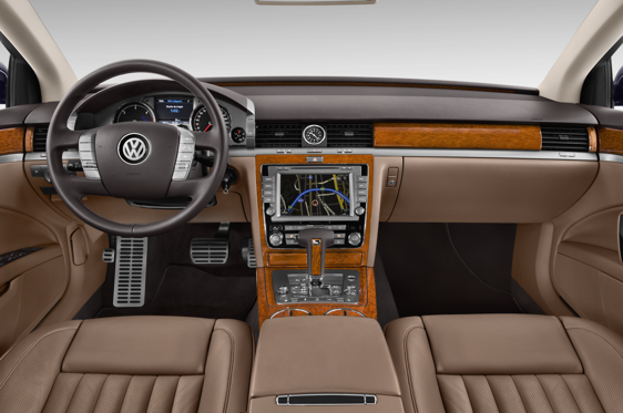 Slide 1 of 11: 2014 Volkswagen Phaeton