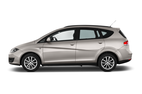 Slide 1 of 25: 2015 SEAT Altea XL