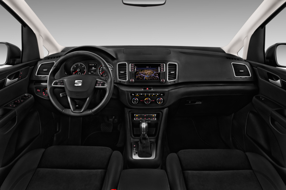 Slide 1 of 11: 2015 SEAT Alhambra