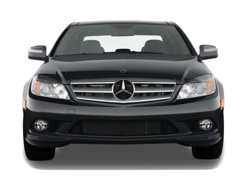 Slide 1 of 25: 2009 Mercedes-Benz C-class