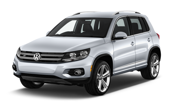 Slide 1 of 14: 2016 Volkswagen Tiguan