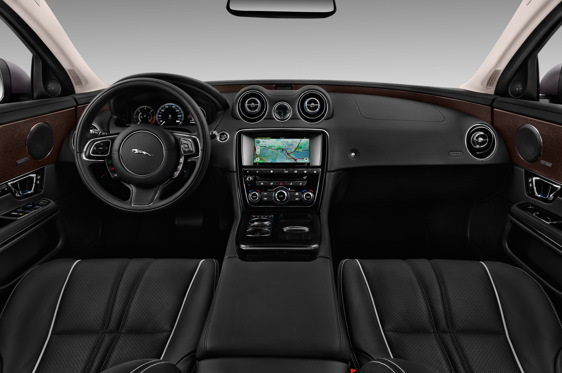 Slide 1 of 11: 2016 Jaguar XJ