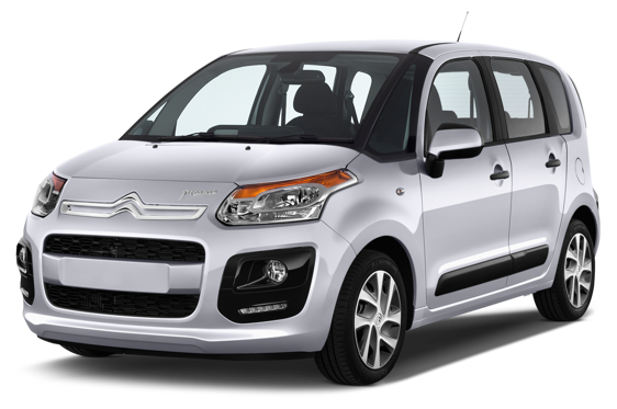 Slide 1 of 14: 2014 Citroën C3 Picasso