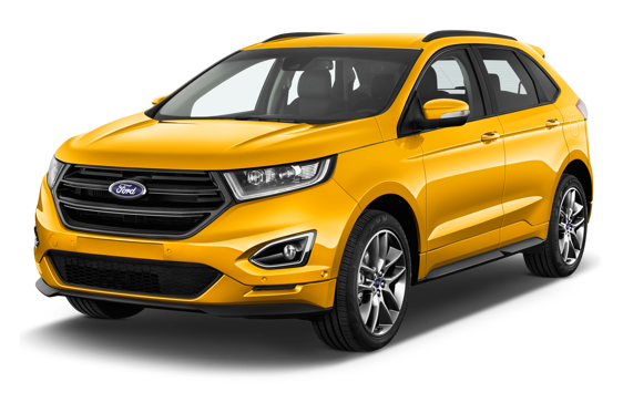 Slide 1 of 14: 2016 Ford Edge