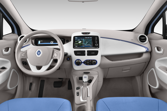 Slide 1 of 11: 2013 Renault ZOE