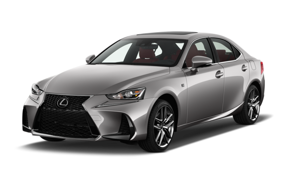 Slide 1 of 25: 2017 Lexus IS