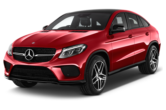 Slide 1 of 14: 2016 Mercedes-Benz GLE-Class Coupe