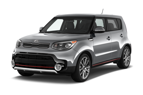 Slide 1 of 14: 2017 KIA Soul