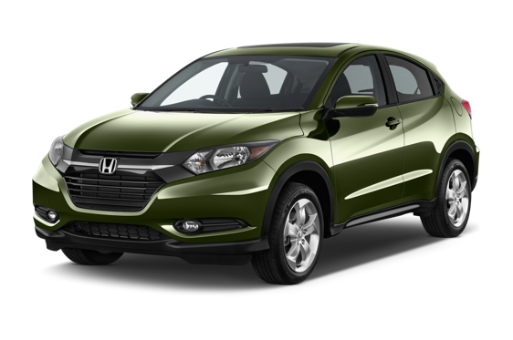 Slide 1 of 14: 2017 Honda HR-V