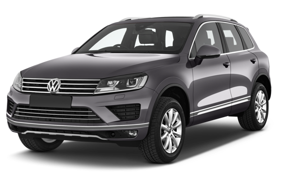 Slide 1 of 14: 2016 Volkswagen Touareg