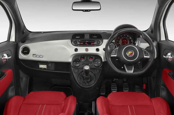 Slide 1 of 11: 2015 Abarth 500