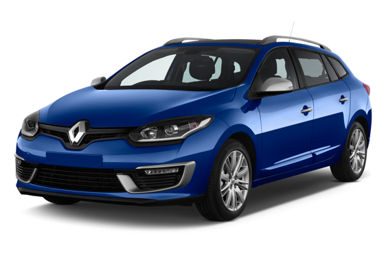 Slide 1 of 14: 2015 Renault Mégane Sport Tourer