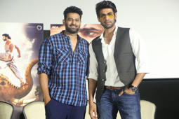 Baahubali 2: Prabhas, Rana talk about the ultimate face-off