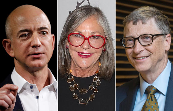 Slide 1 of 31: Forbes' World Billionaires List 2017b