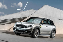 2017 Mini Cooper Countryman Road Test