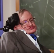 Hawking to travel to space?