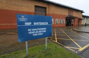 HMP Whitemoor prison