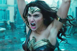 The absolute pits: Gal Gadot's underarms are facing criticism