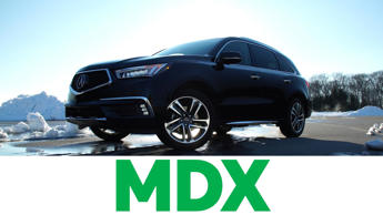 2017 Acura MDX Road Test