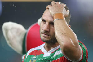 NSW State of Origin hooker Robbie Farah