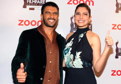 When exes Ranveer and Anushka bumped into each other
