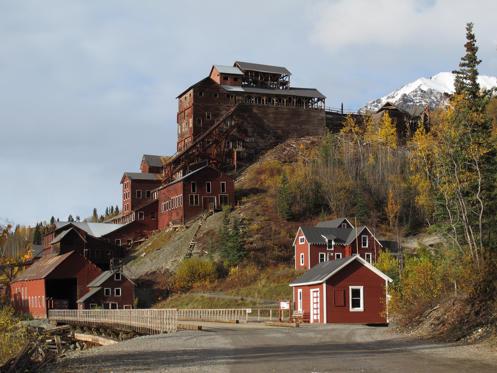 Slide 12 of 16: Kennecott, Alaska