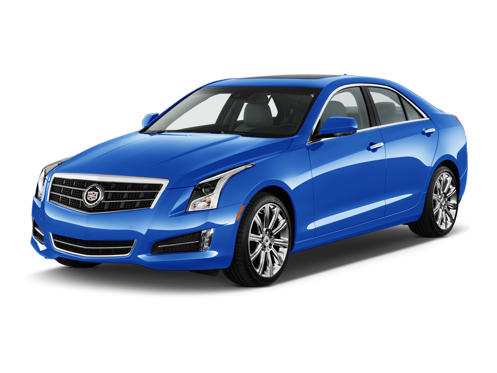 Slide 1 of 20: 2013 Cadillac ATS