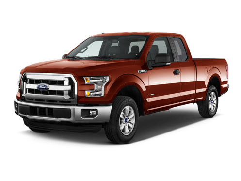 Slide 1 of 56: 2015 Ford F-150