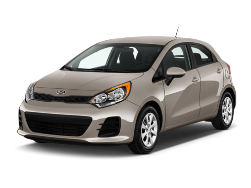 Slide 1 of 18: 2016 Kia Rio 5-Door