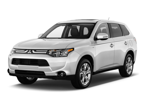 Slide 1 of 12: 2014 Mitsubishi Outlander