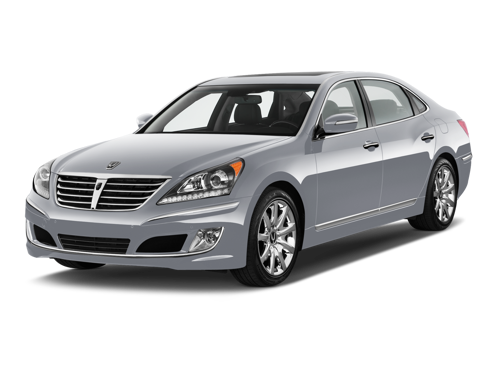 Slide 1 of 8: 2013 Hyundai Equus