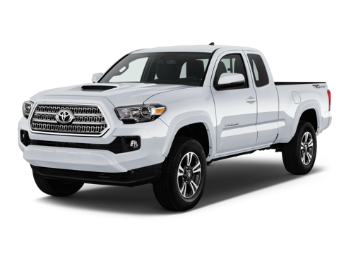 Slide 1 of 10: 2016 Toyota Tacoma