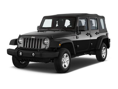 Slide 1 of 20: 2014 Jeep Wrangler Unlimited