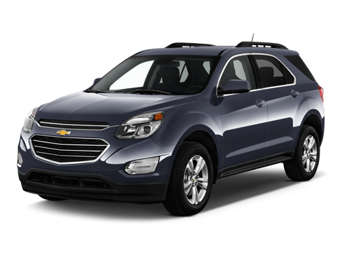 Slide 2 of 20: 2017 Chevrolet Equinox